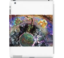 Galactic Conversation iPad Case/Skin