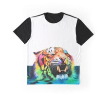 """That's some acid tiger shit'' Graphic T-Shirt"