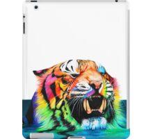 """""""That's some acid tiger shit'' iPad Case/Skin"""