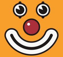 Clown / Payaso / Bouffon / Buffone by MrFaulbaum