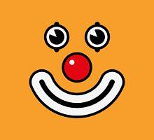 Clown / Payaso / Bouffon / Buffone Womens Fitted T-Shirt