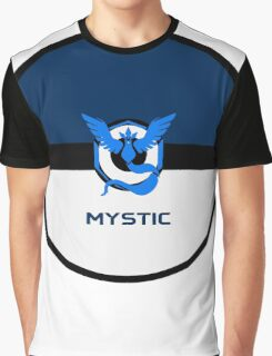 Pokemon Mystic Graphic T-Shirt
