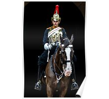 The Horse-guard Poster