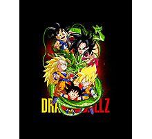 Dragon Ball Son Goku - Chibilette Photographic Print