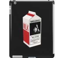 Have You Seen This Child? iPad Case/Skin