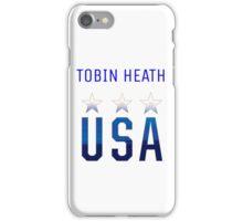 Tobin Heath USA 3 stars design iPhone Case/Skin