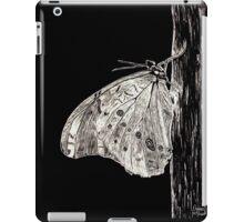 Moth on a Tree iPad Case/Skin