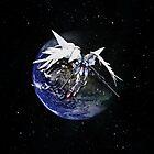 Gundam Wing: Endless Waltz - Zero by coffeewatson