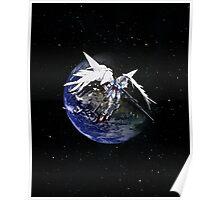 Gundam Wing: Endless Waltz - Zero Poster