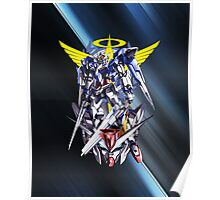 Mobile Suit Gundam 00 Poster