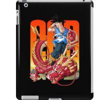 The God Son Goku iPad Case/Skin