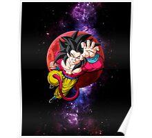 Super Saiyan 4 - Son Goku Poster