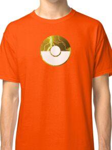 Team Instinct Pokeball Classic T-Shirt
