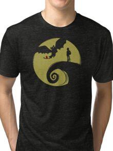 Dragon Nightmare Tri-blend T-Shirt