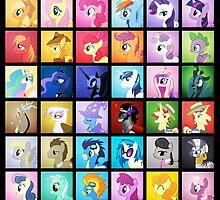 Pony Blocks by Steve Holt!