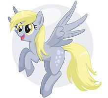 Derpy-Hooves Photographic Print