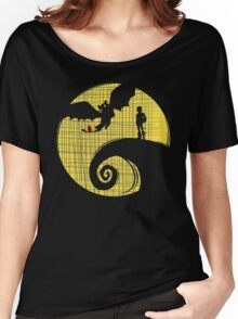 Dragon Nightmare2 Women's Relaxed Fit T-Shirt