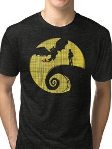 Dragon Nightmare2 Tri-blend T-Shirt