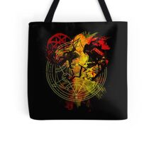 Full Metal Alchemist - Blood Rune Tote Bag
