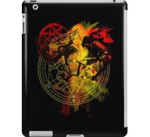 Full Metal Alchemist - Blood Rune iPad Case/Skin