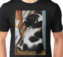Quincy Sleeping Unisex T-Shirt