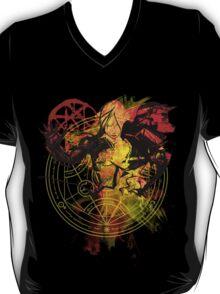 Full Metal Alchemist - Blood Rune T-Shirt