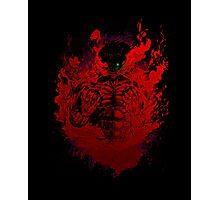 Shingeki No Kyojin - I Titan Will Never Die Photographic Print