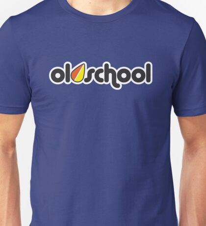 OLDSCHOOL (1) Unisex T-Shirt