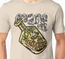 Bug Smoking in a Bottle Unisex T-Shirt
