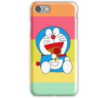 Dorainbow iPhone Case/Skin