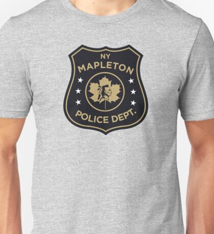 The Leftovers - Mapleton Police Department  Unisex T-Shirt