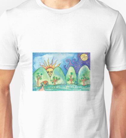 Whimsical World Unisex T-Shirt