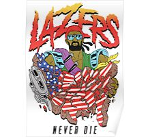 Major lazer Poster