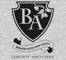I'm So Fancy - (Pocket Black Ink) Clueless - Bronson Alcott High School Class of 95  by designedbyn