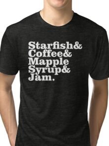 Starfish & Coffee Prince Tri-blend T-Shirt