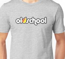 OLDSCHOOL (4) Unisex T-Shirt