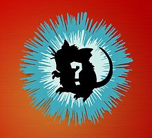 Who's that Pokemon - Raticate by jebez-kali