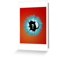 Who's that Pokemon - Raticate Greeting Card