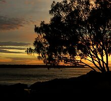 Yamba Sunrise by myraj