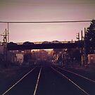 Railroads  by keri  youngblood