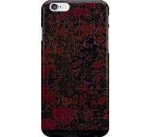USGS TOPO Map Alaska AK Marshall A-1 357189 1954 63360 Inverted iPhone Case/Skin