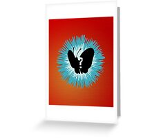 Who's that Pokemon - Butterfree Greeting Card