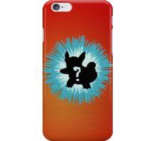 Who's that Pokemon - Wartortle iPhone Case/Skin