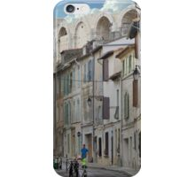 View Of The Colosseum iPhone Case/Skin