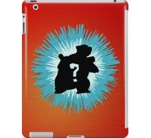 Who's that Pokemon - Blastoise iPad Case/Skin