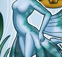 Water Princess Sticker