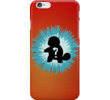 Who's that Pokemon - Squirtle iPhone Case/Skin
