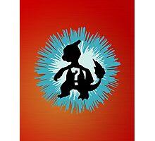 Who's that Pokemon - Charmeleon Photographic Print