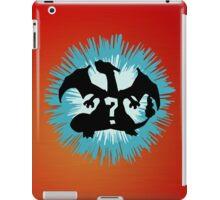 Who's that Pokemon - Charizard iPad Case/Skin
