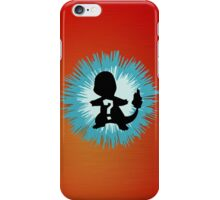 Who's that Pokemon - Charmander iPhone Case/Skin